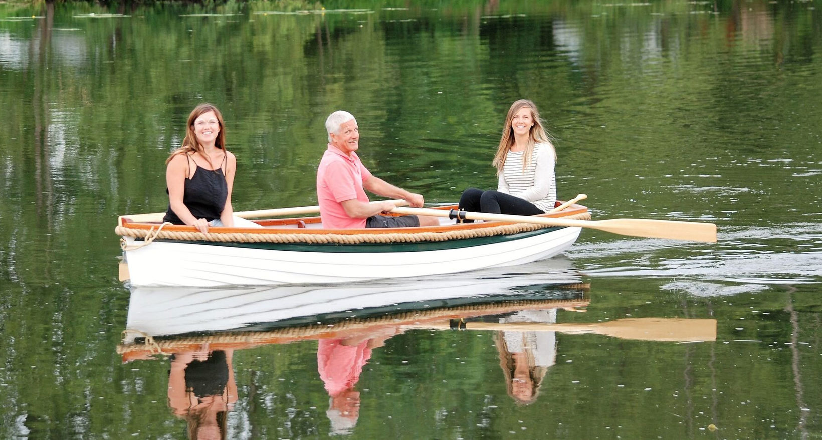 Boating on the Yonne