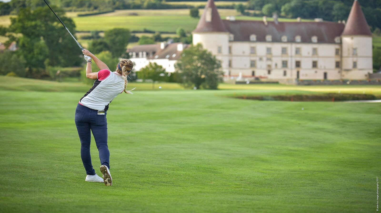 Golf at Chateau Chailly