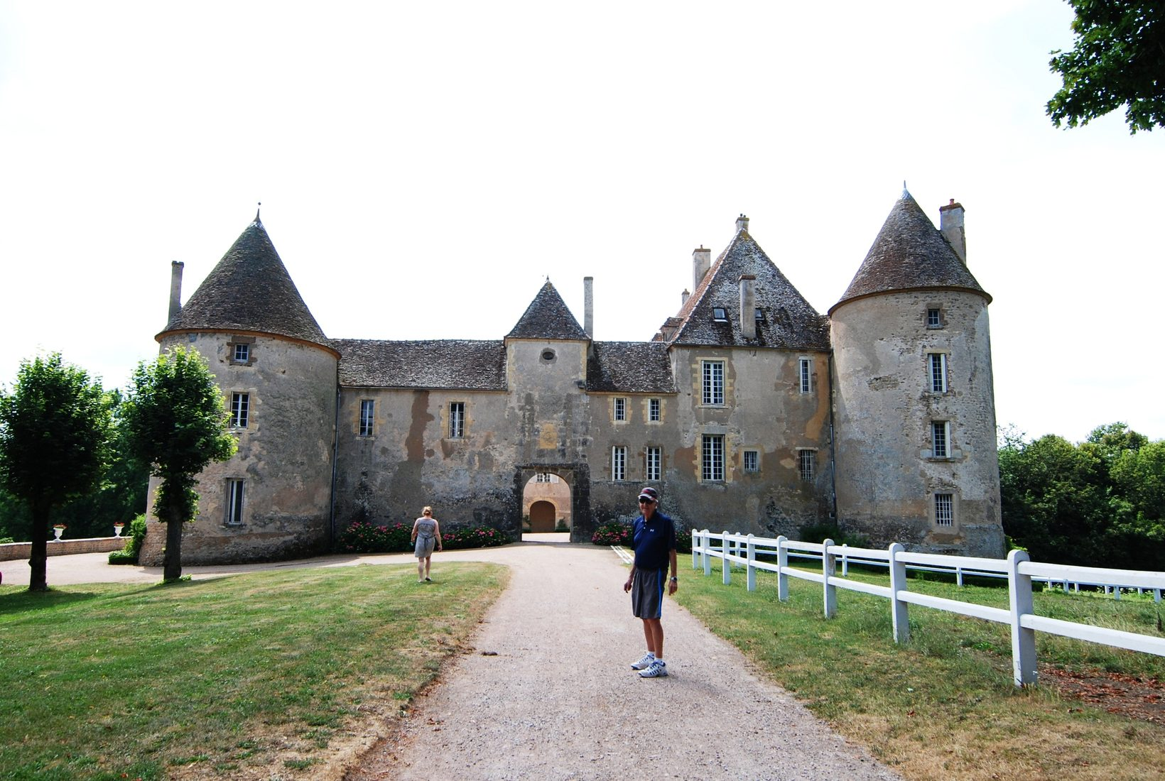 Chateau Chitry Les Mines