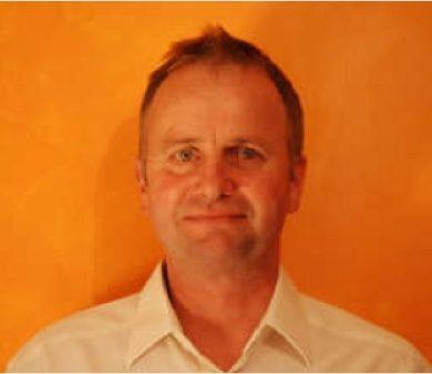 Captain Tim Harrold